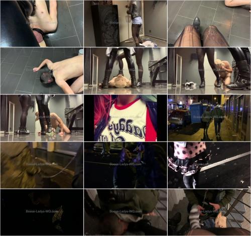 Public-Outdoor-Humiliation, Ballbusting And More – Koln Karneval Inferno [FullHD 1080P]