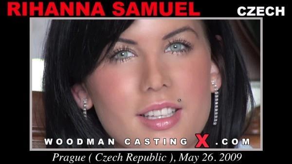 Rihanna Samuel casting X