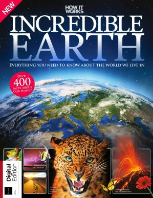 How It Works Book of Incredible Earth – 10th Edition 2019