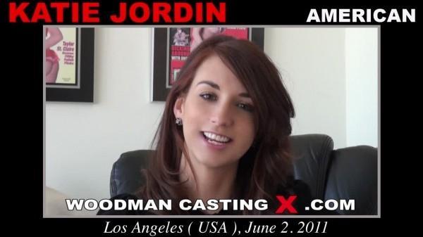 Katie Jordin casting X