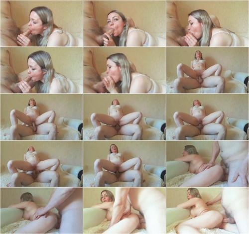 LollyLoo - Russian Milf Enjoys Anal Sex [FullHD 1080P]