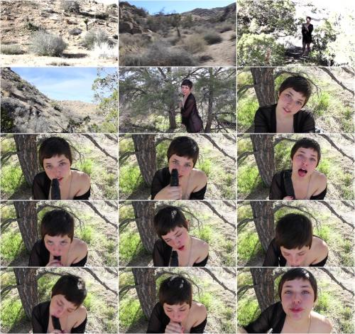 Emma Choice - Desert Nymph Seduction Sloppy POV BJ [FullHD 1080P]