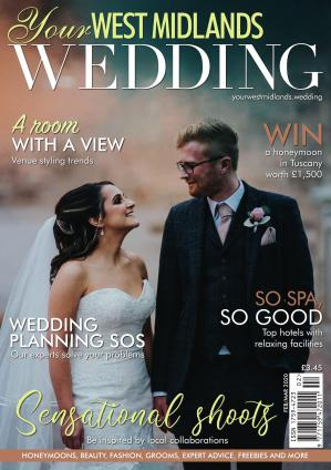 Your West Midlands Wedding – February-March 2020