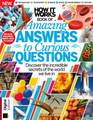 How It Works Book of Amazing Answers to Curious Questions – 15th Edition 2019