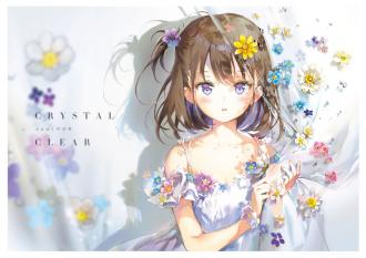 [Artbook] [Anmi] Crystal Clear Anmi 作品集